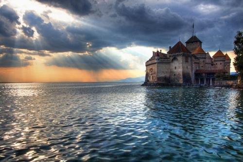 Замъкът Шийон
