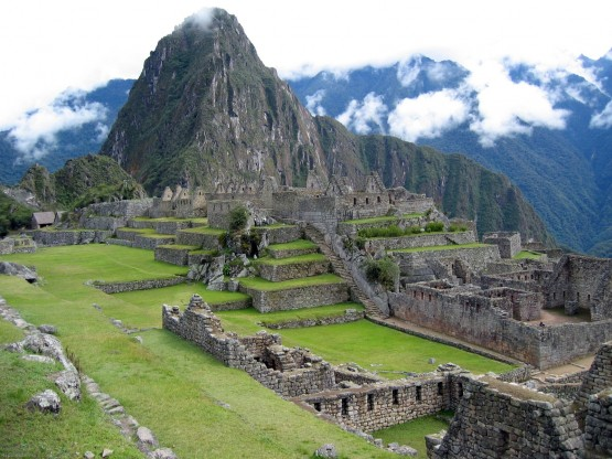 Изключително запазеният град Мачу Пикчу