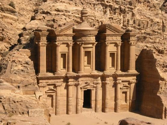 Античният град Петра