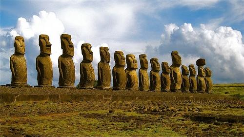 Статуите на Великденските остров