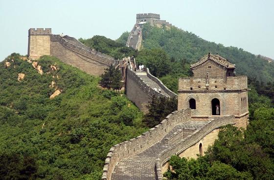 Най - дългата стена в света - Великата китайска стена