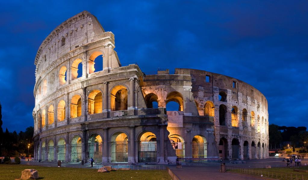 Нощният Колизеум