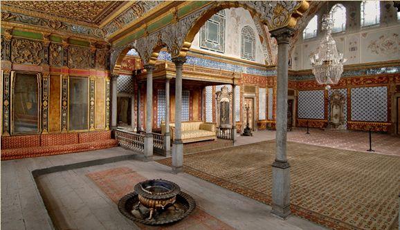 Топкапъ сарай - дворецът Топкапъ