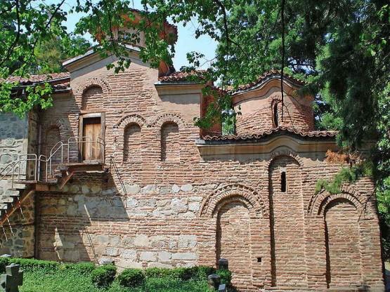 Боянската църква се намира в софийския квартал Бояна