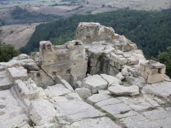 Малкият дворец в Перперикон