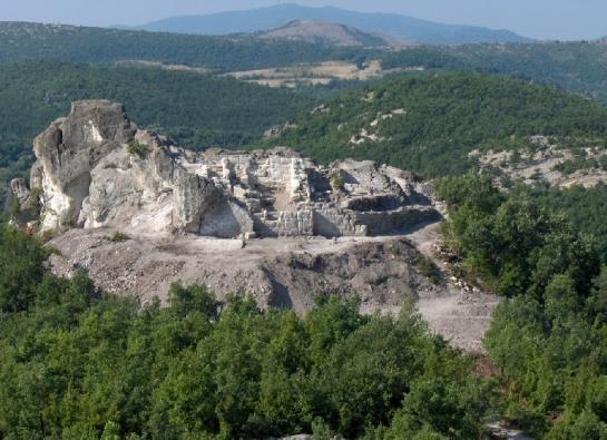 Светилището на митичният Орфей