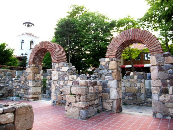 Древният Созопол - Стария град