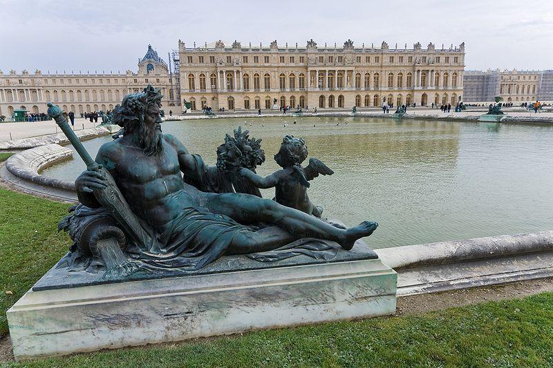 Версайския дворец