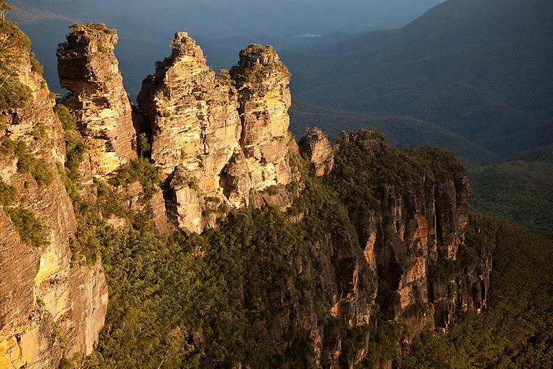 Сините планини в Австралия