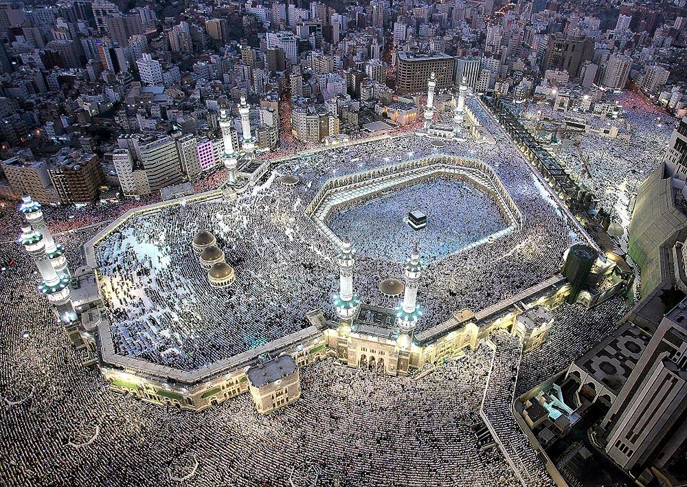 Мека - свещеният мюсюлмански град
