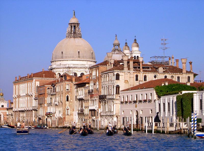 Най - романтичният град - Венеция