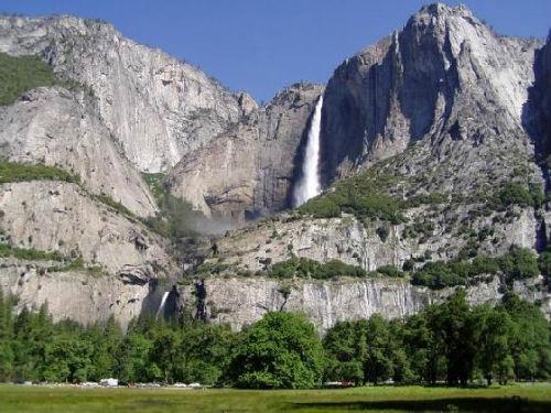 Националният парк Йосемити