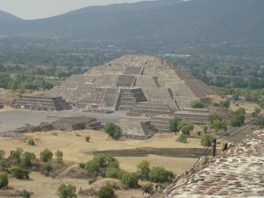 Пирамида на луната