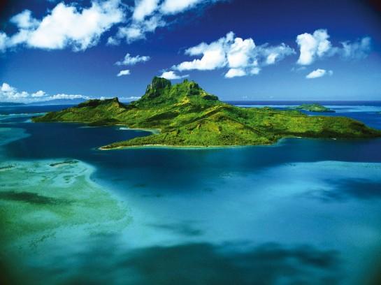 Мечтаният остров - Бора Бора