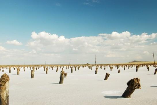 Най - соленото езеро в Европа - Баскунчак