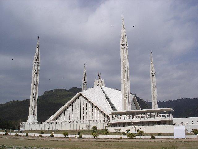 Джамията Шах Фейсал,Исламабад