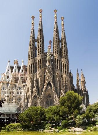 Саграда Фамилия,Барселона