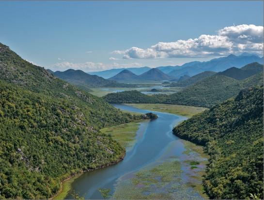 Река в Дурмитор