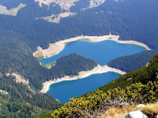 Ледникови езера в Дурмитор