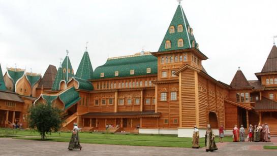 Музеят Коломенское в Москва