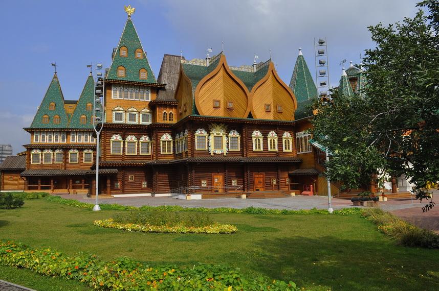 Музеят Коломенское